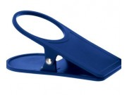 Gimex Glass Holder and Table Cloth Clamp In One Navy Blue 915514