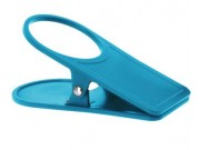 Gimex Glass Holder and Table Clamp In One Turquoise 915515