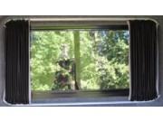Cab Divider Curtain- Universal