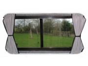 T6/T5 Blackout Curtain Rear Right LWB
