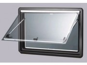 Reimo/Carbest Hinged Window- Double Glazed- 900 by 450 31857