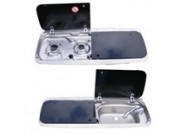 Smev / Dometic MO9222 Left Hand Sink