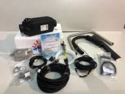 Autoterm Air 44D 4kw 12v Air Heater standard kit with PU5 controller