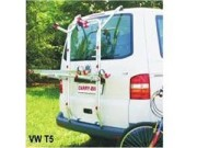 VW T5 Fiamma Bike Rack Tailgate